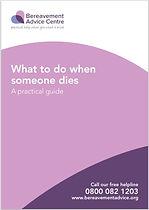 Bereavement Advice cover.JPG