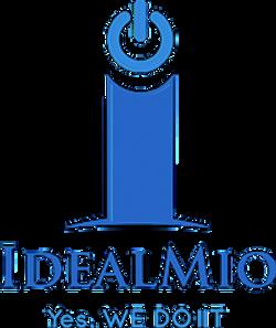 IdealMio Logo finale compressato