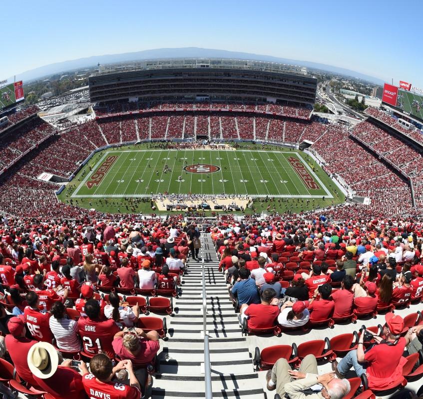 SF 49ers' Fans - California