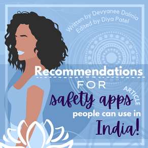 Recommendations for Safety Apps People Can Use in India