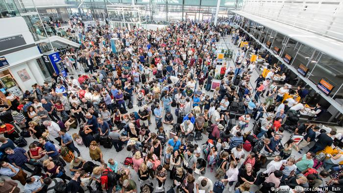 Munich Airport - Germany