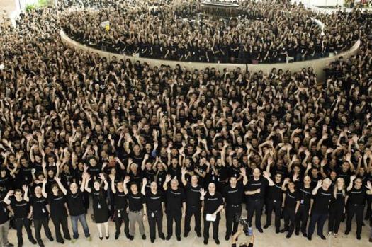 Marina Bay Sands Employees - SG