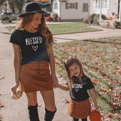 Blessed   Blessing T-shirts