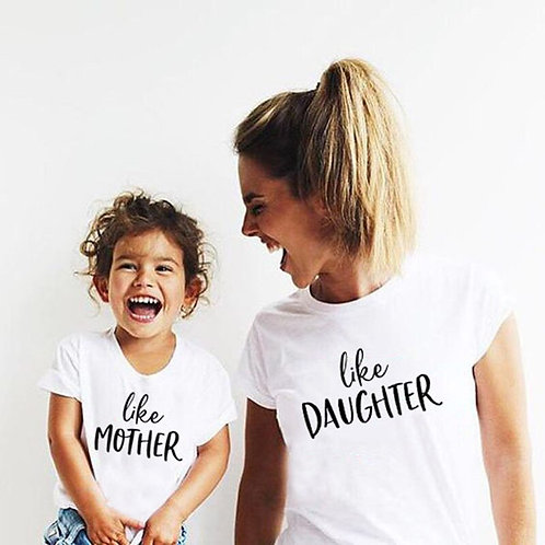 Like Mother, Like Daughter T-shirts 💖
