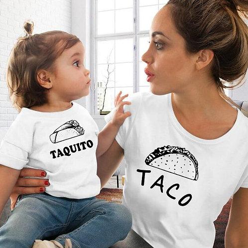 Taco & Taquito T-Shirts