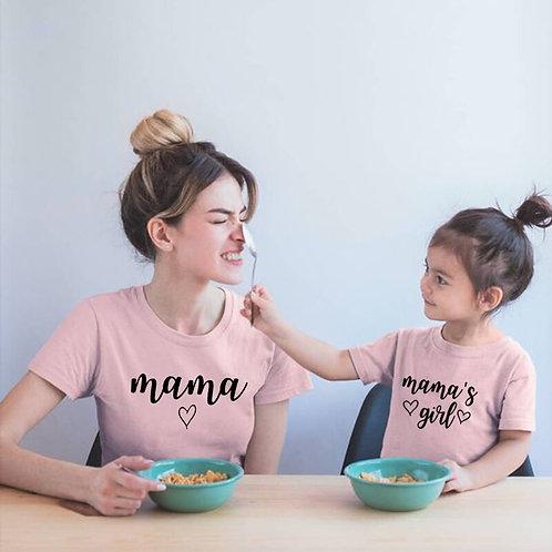 Mama & Mama's Girl T-shirts 💖