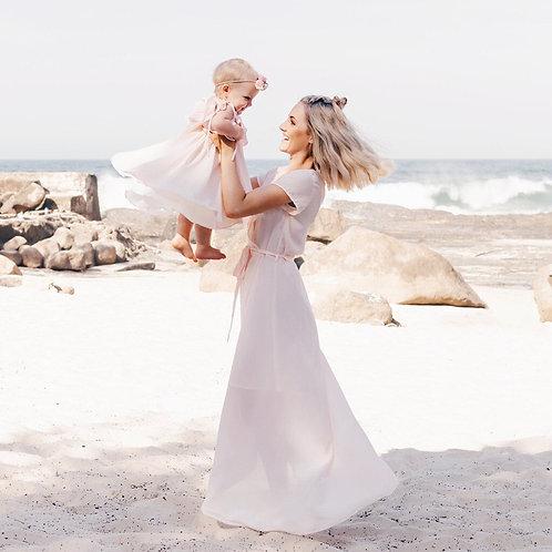 Beachy Flowy Dress 💖