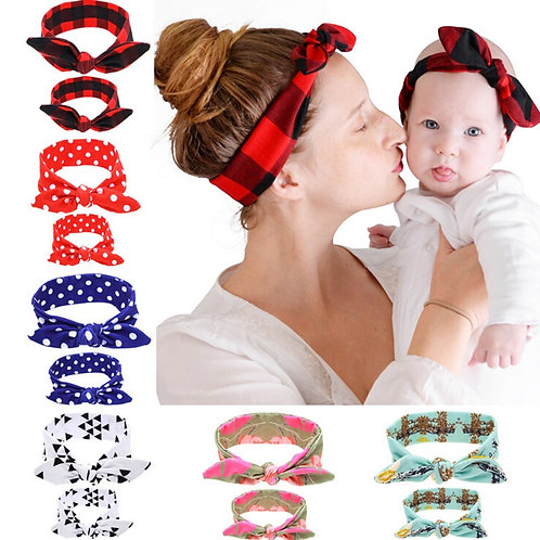 Mommy & Me Matching Headbands 💖