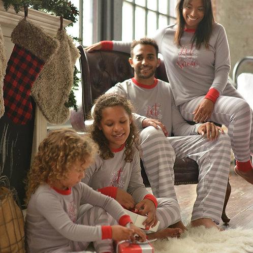 Let it Snow | Warm & Cozy PJ's