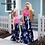 Thumbnail: Floral Sleeveless Maxi Dress 💖