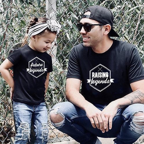 Raising Legends | Future Legend T-shirts