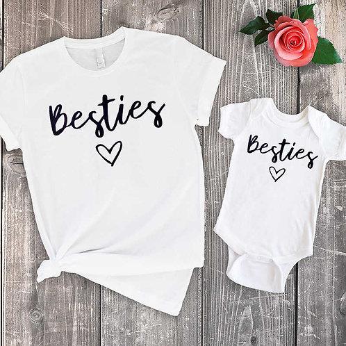 Besties T-shirt