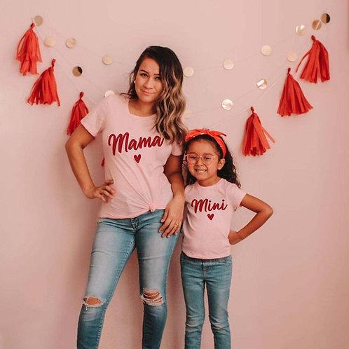 Mama | Mini T-shirts