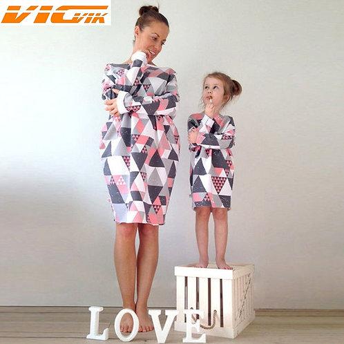 Diamond Pattern Puzzle Dress/Top 💖