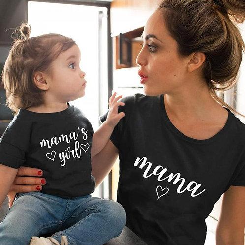 Mama | Mama's Girl T-shirts