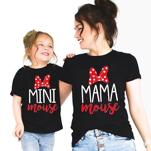 Mini Mouse | Mama Mouse T-shirts