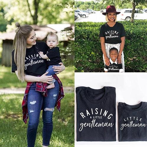 Raising a Little Gentleman | Little Gentleman T-shirts