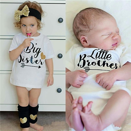Big Sister | Little Brother T-Shirts