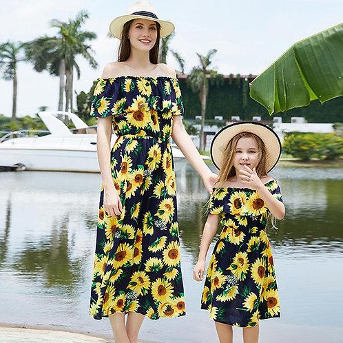 Sunflower Family Dress 💖
