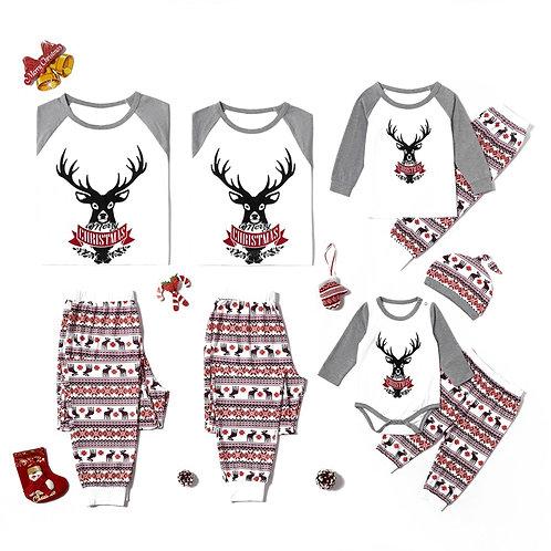 Christmas Elk PJ's