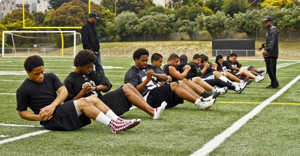 High School Football recruiting webs