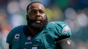 Jason Peters agrees with Eagles to return for 2020