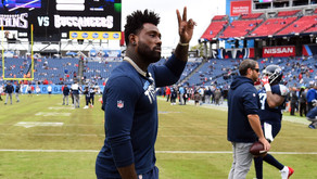 Delanie Walker statement after being release by Tennessee Titans