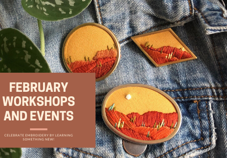 February Workshops and Events