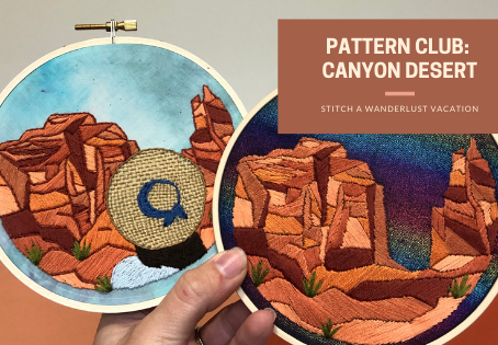 Desert Dreaming: Pattern Club Takes You on a Trip to the Desert