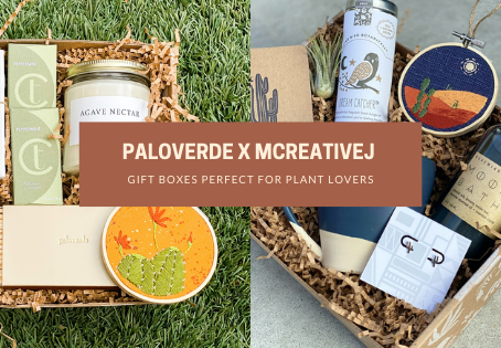 Paloverde + MCreativeJ Collaboration