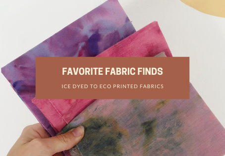 Favorite Online Fabric Finds