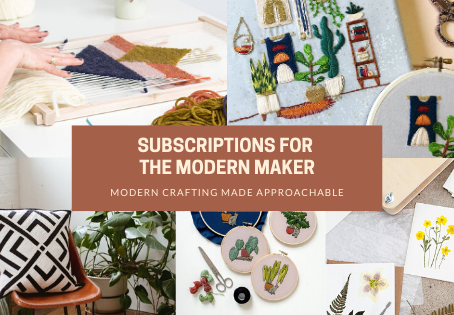 Subscriptions for the Modern Maker