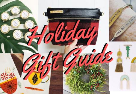 Shop Local Holiday Gift Guide