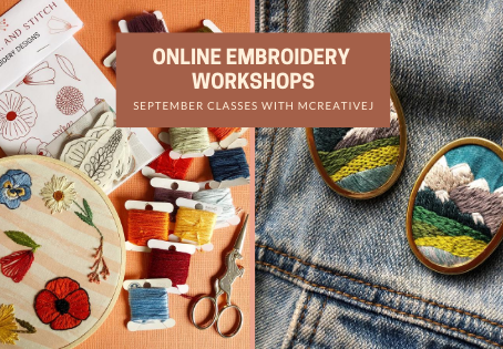 September Workshop: A Season to Try Something New