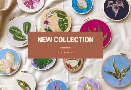 New Collection: Tropical Plants