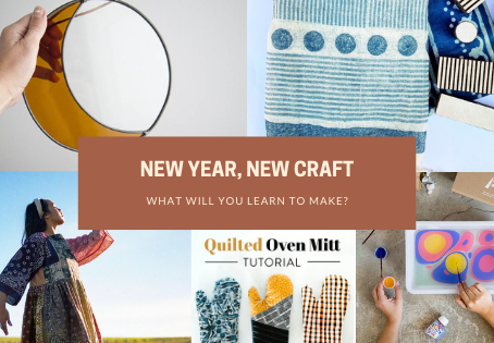 New Year, New Crafts