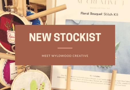 New Stockist: Meet Wyldwood Creative