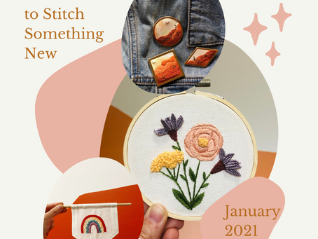 The Year to Stitch Something New