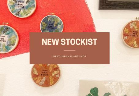 New Stockist: Meet Urban Plant Shop