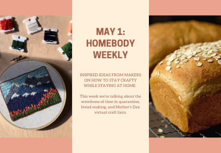 Homebody Weekly: May 1