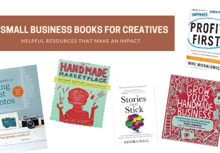 8 Small Business Books for Creatives: Helpful Resources that Make an Impact