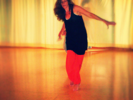 Sie tanzt
