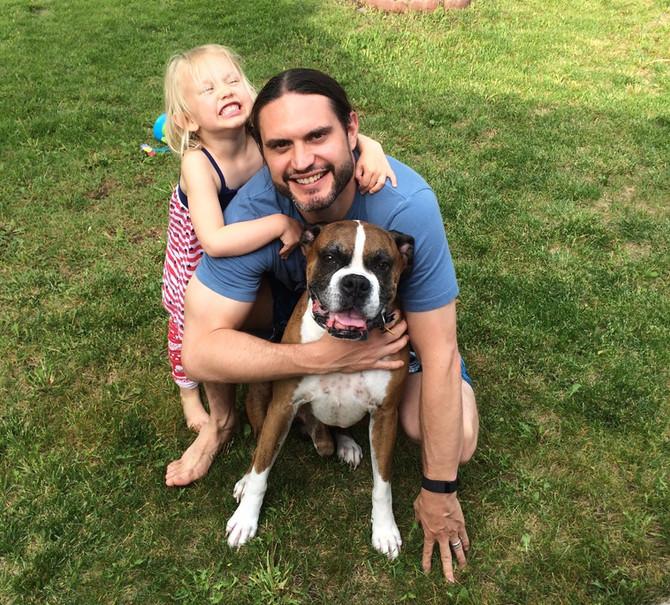 Healing George's Cancer: Update