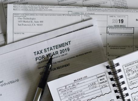 Tax Filing & Colorado SOS Reminder