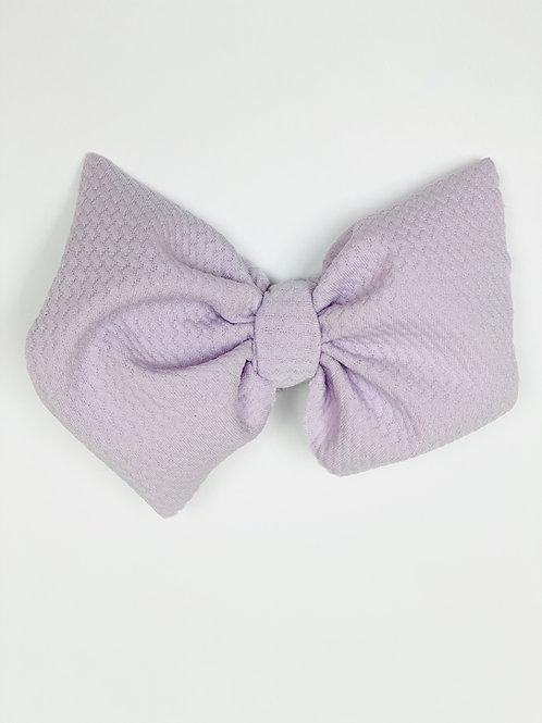 Pastel Purple Clip On