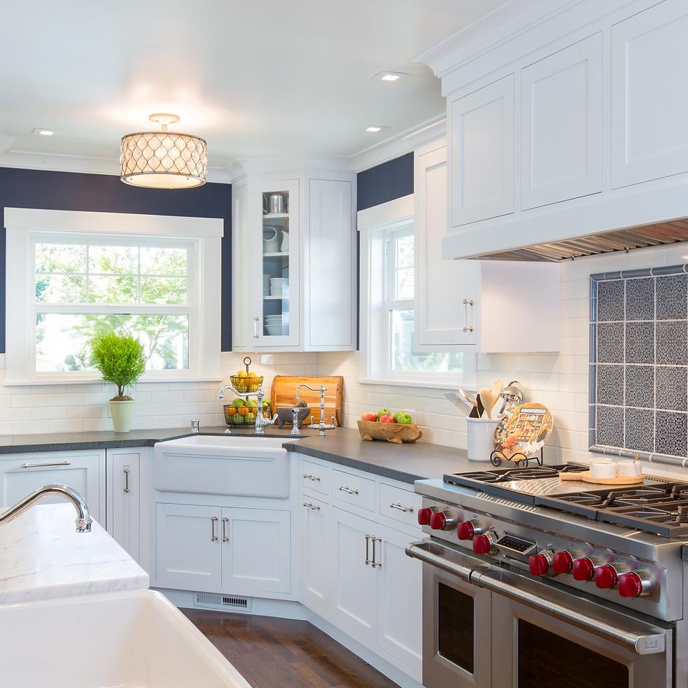 Rosegarden Kitchen Remodel