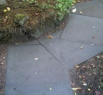 Slabbed corner