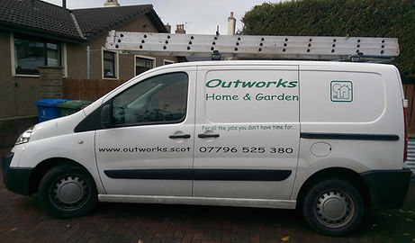 Outworks van