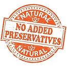 no added preservatives
