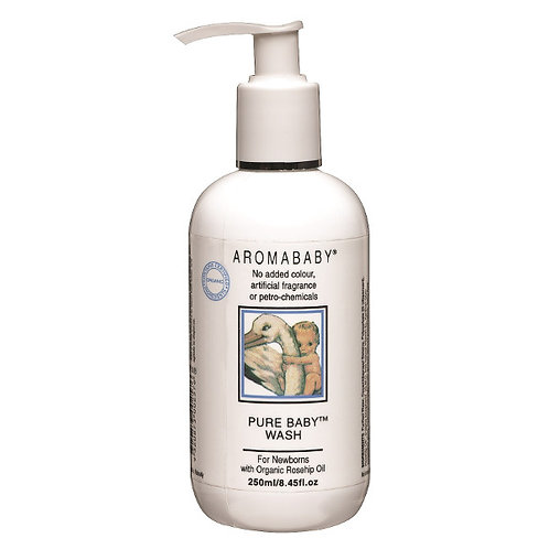PURE BABY™ WASH* 250ml 纯净婴儿沐浴液
